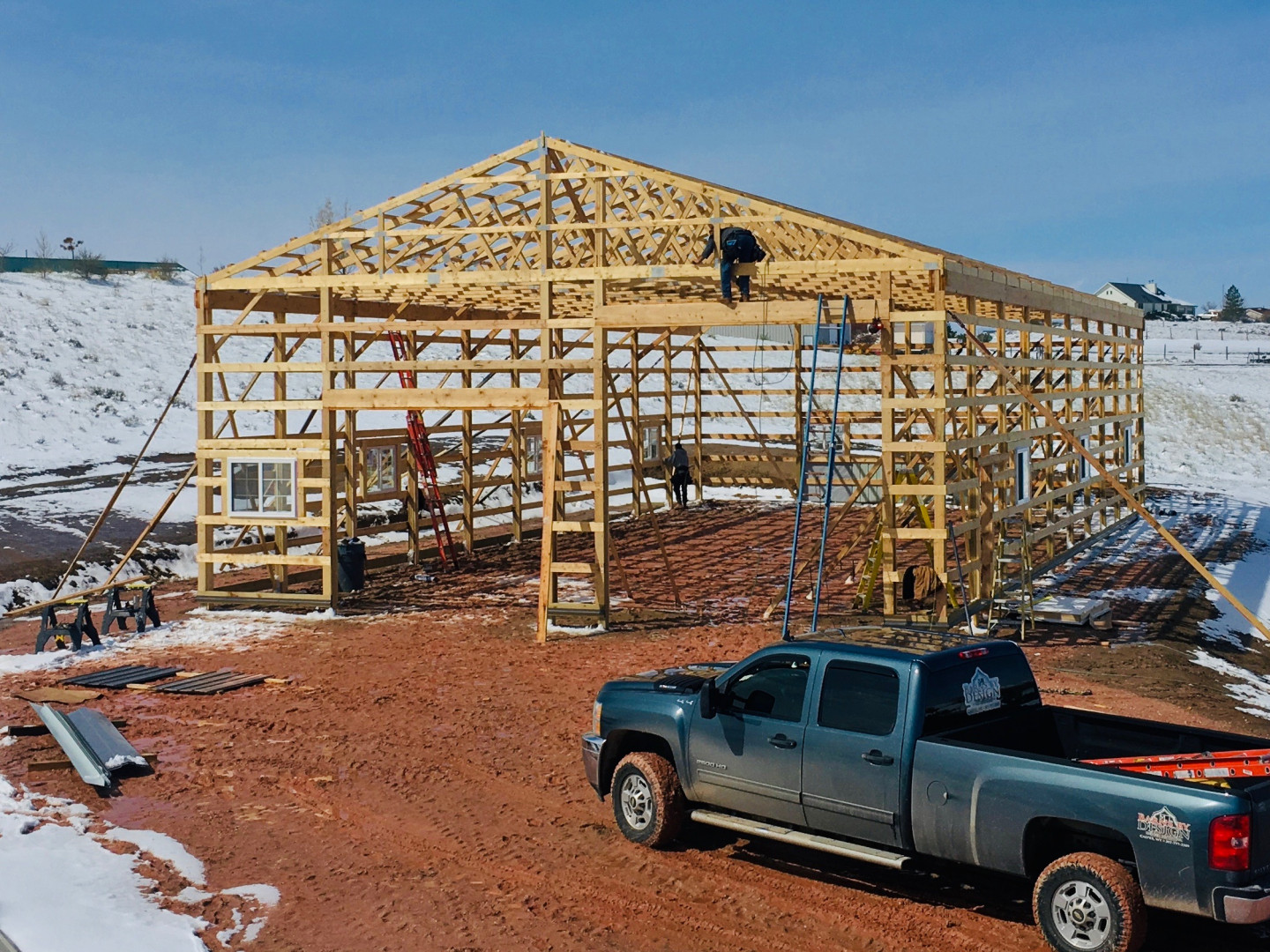 Are You Ready to Start Your Pole Barn Installation Project in Casper, Wyoming?